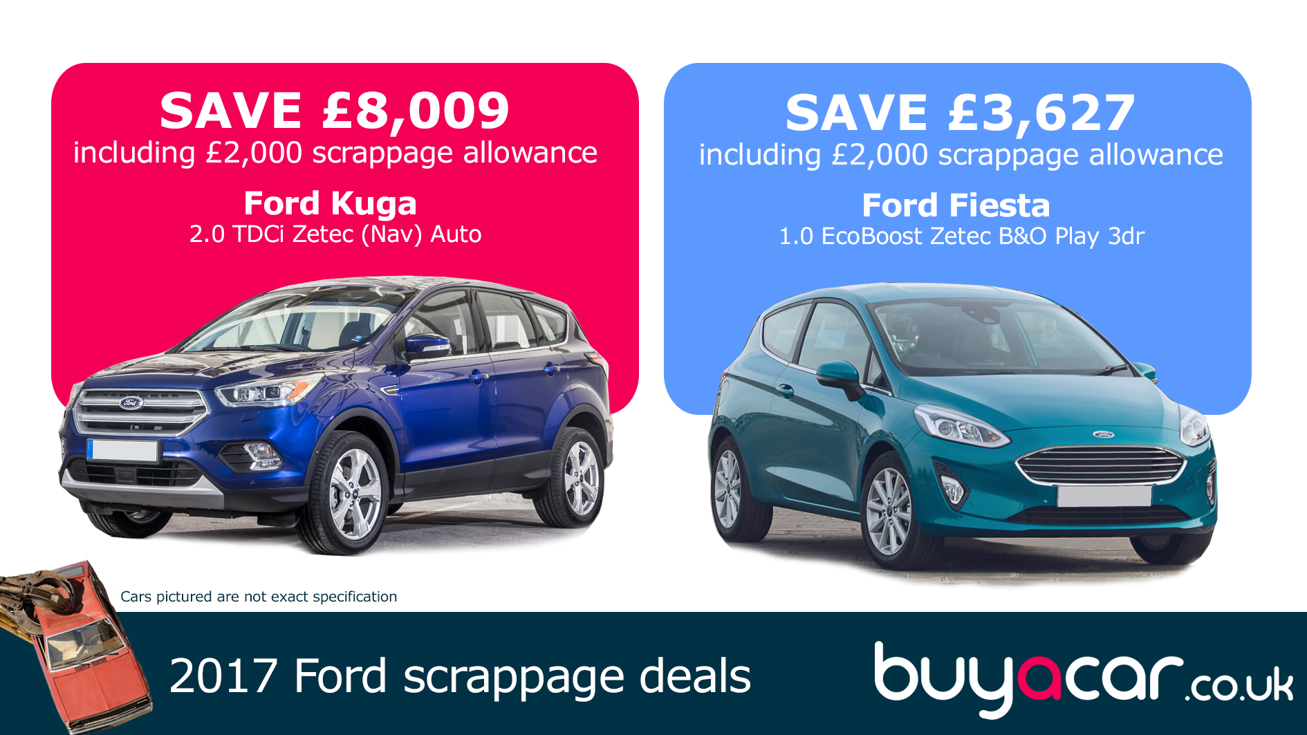 ford scrappage scheme 2017 the best deals buyacar. Black Bedroom Furniture Sets. Home Design Ideas