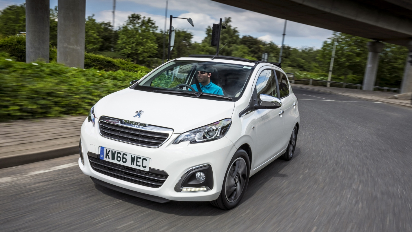 peugeot 108 review and buying guide best deals and prices buyacar. Black Bedroom Furniture Sets. Home Design Ideas