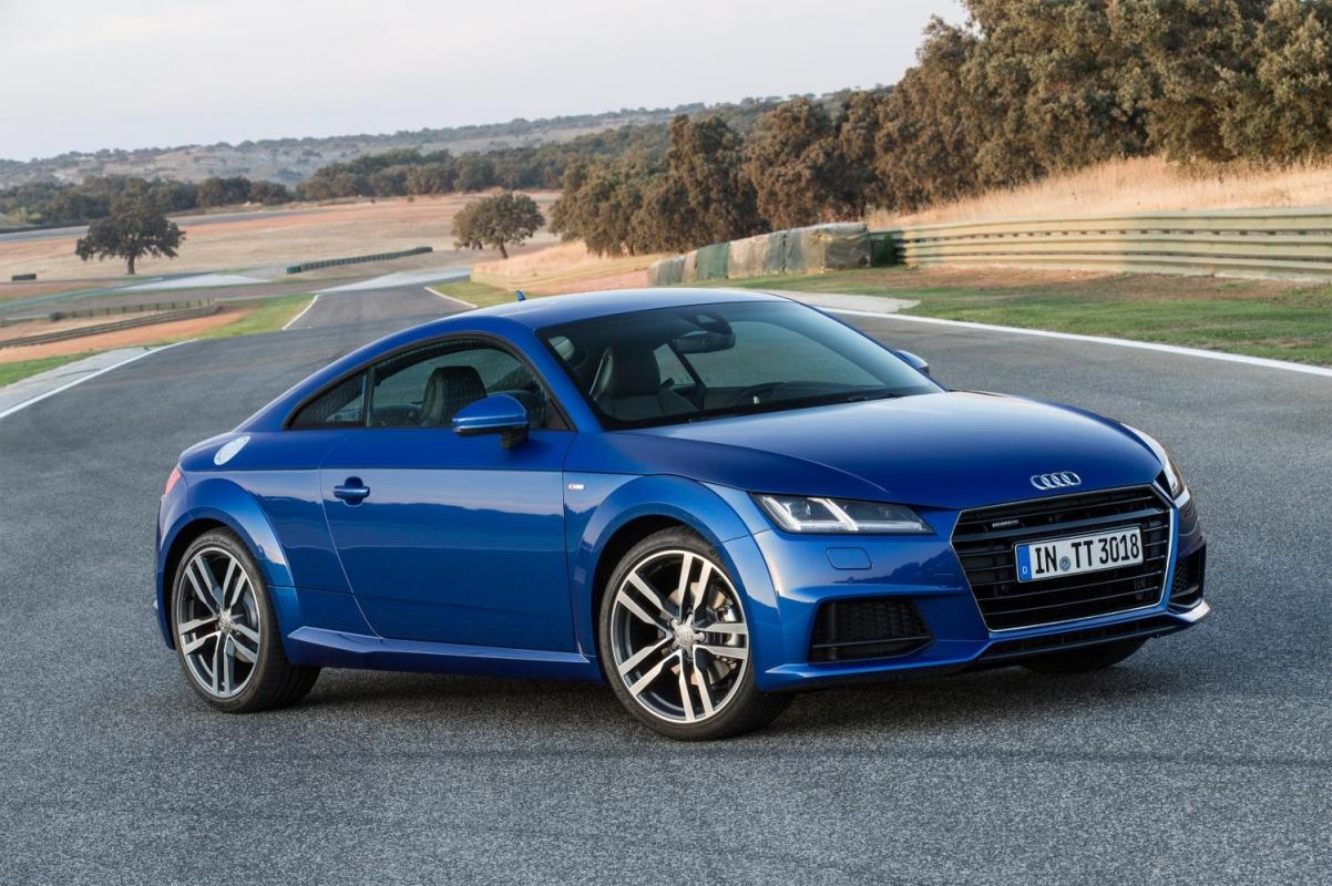Used 2016 audi tt roadster for sale 12