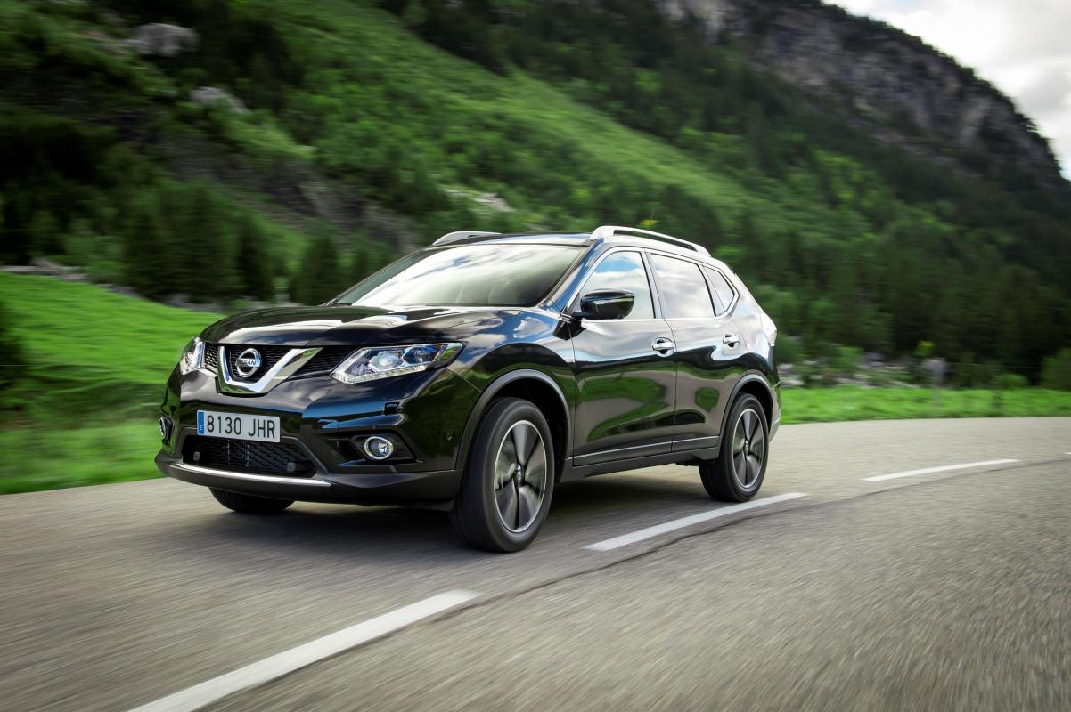 nissan x trail review and buying guide best deals and prices buyacar. Black Bedroom Furniture Sets. Home Design Ideas
