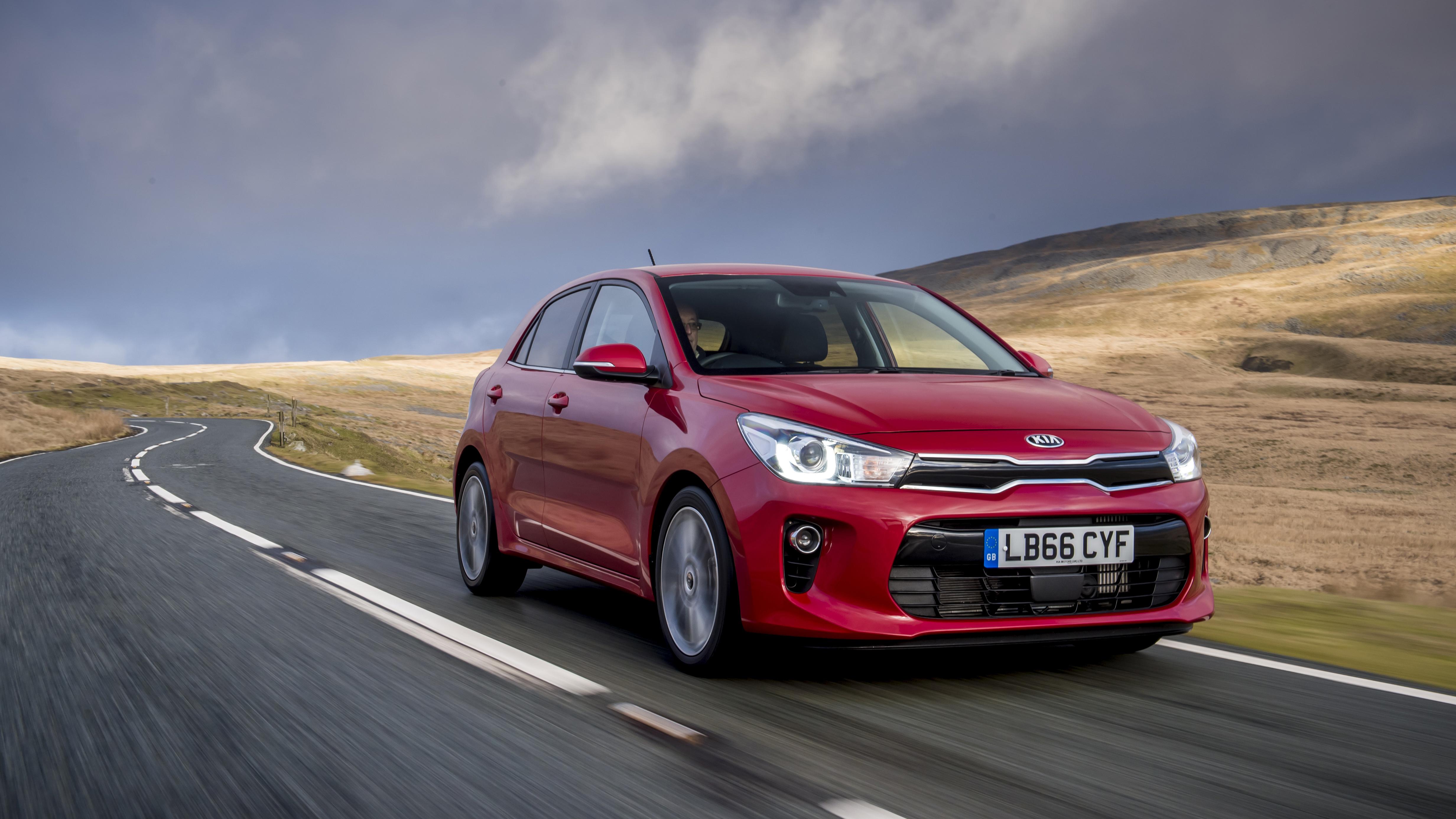 KIA RIO Hatchback Car Deals with Cheap Finance | BuyaCar