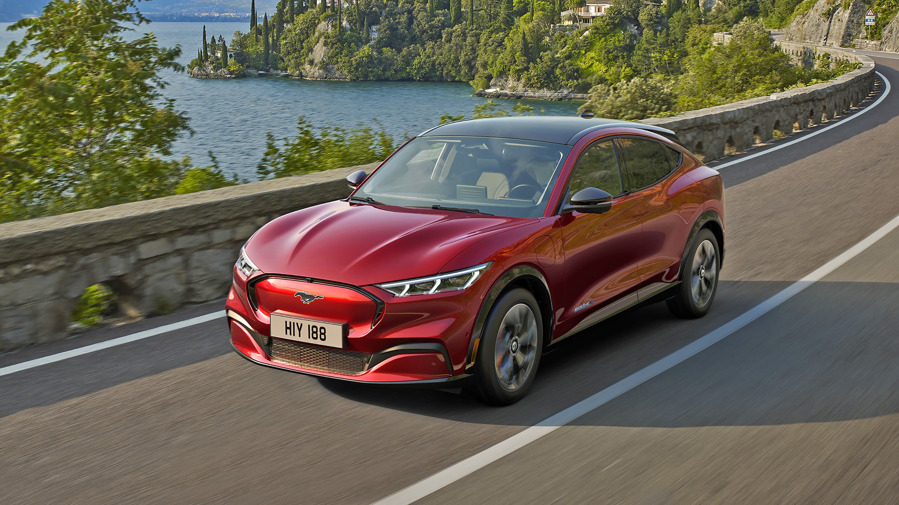New Electric Ford Mustang Mach E Suv Buyacar