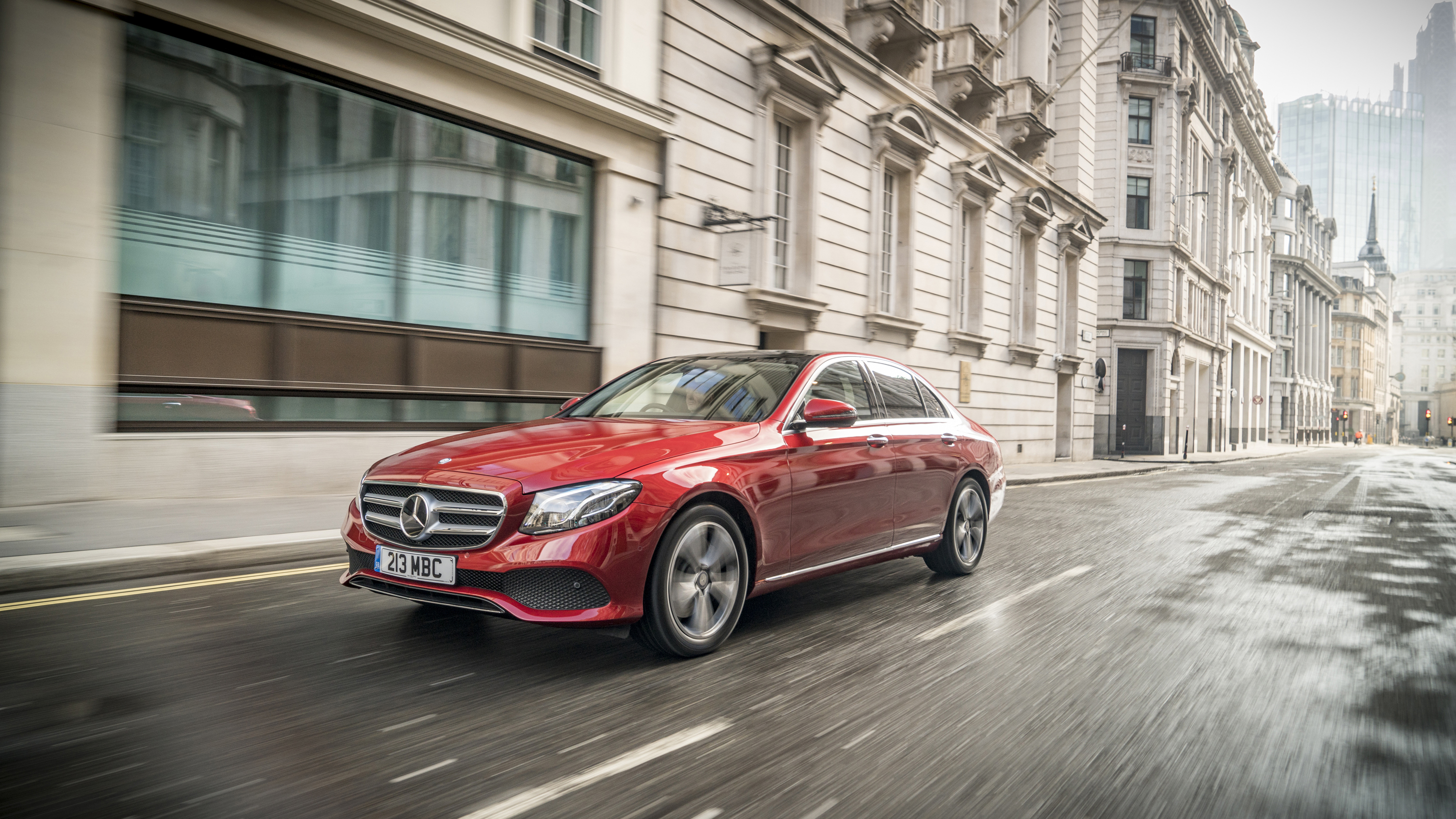 Mercedes-Benz E-Class: The first 1000 miles (1500 km)