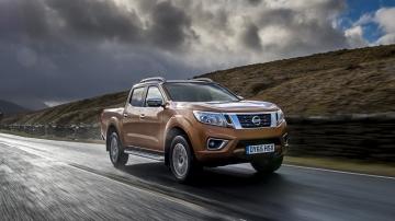 Nissan Navara Van Deals with Cheap Finance | BuyaCar