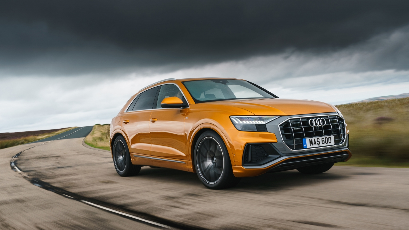 Audi Q8 Review And Buying Guide Best Deals And Prices Buyacar