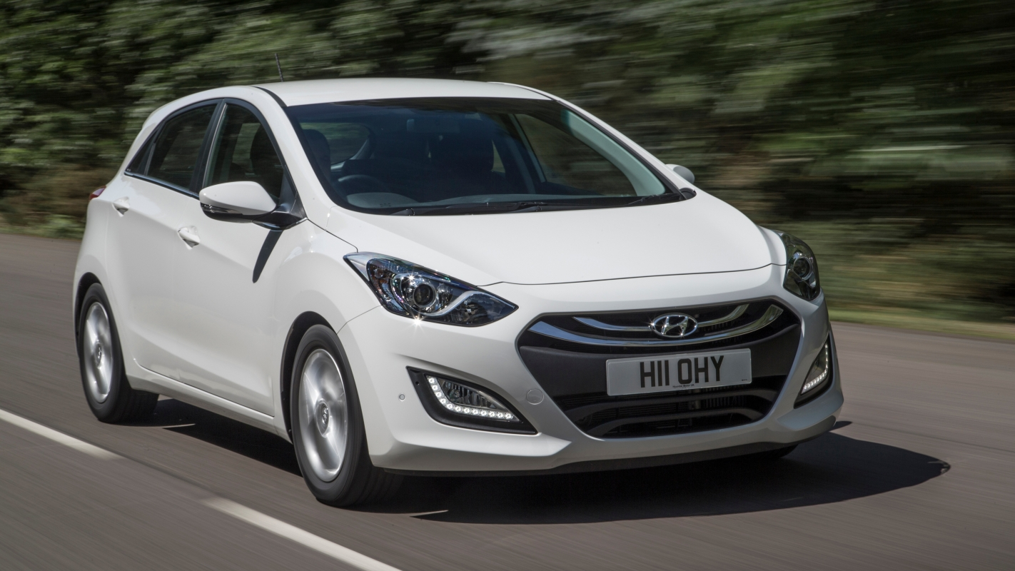 Practical, reliable and stylish, at the right price the Hyundai i30 is also  a top-value family hatchback