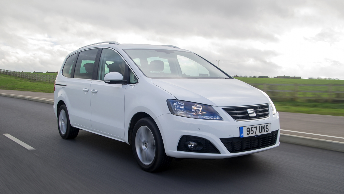 seat alhambra review and buying guide best deals and prices buyacar rh buyacar co uk New Seat Alhambra Seat Alhambra Dimensions