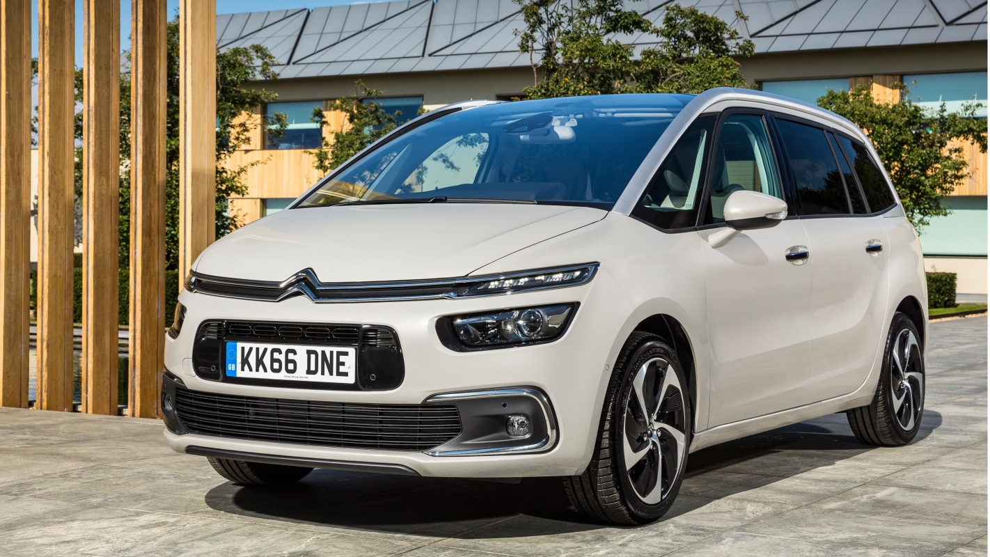 citroen grand c4 spacetourer review and buying guide best deals and prices buyacar. Black Bedroom Furniture Sets. Home Design Ideas