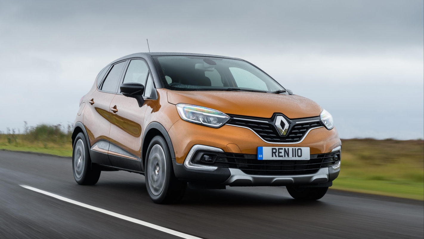 renault captur review and buying guide best deals and prices buyacar. Black Bedroom Furniture Sets. Home Design Ideas