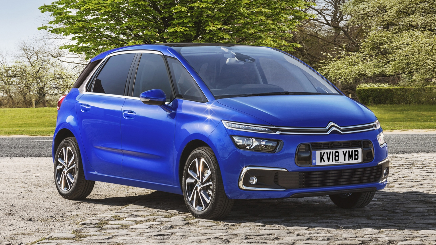 citroen c4 space tourer review and buying guide best deals and prices buyacar. Black Bedroom Furniture Sets. Home Design Ideas