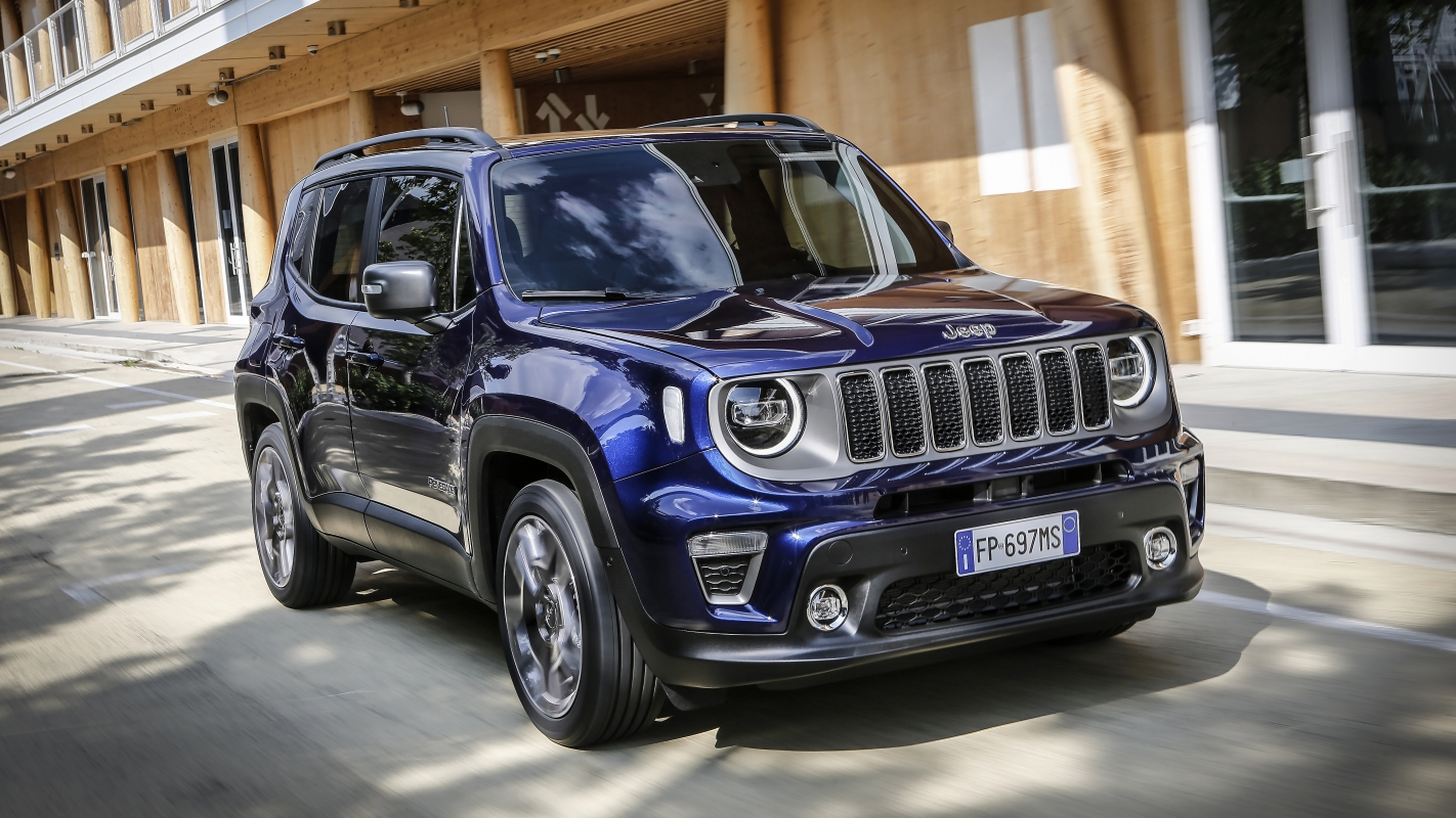 Jeep Renegade Review and Buying Guide: Best Deals and ...