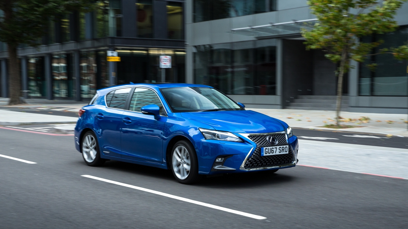 The Lexus CT Was The First Premium Hybrid Hatchback But Itu0027s A Little Long  In The Tooth Now
