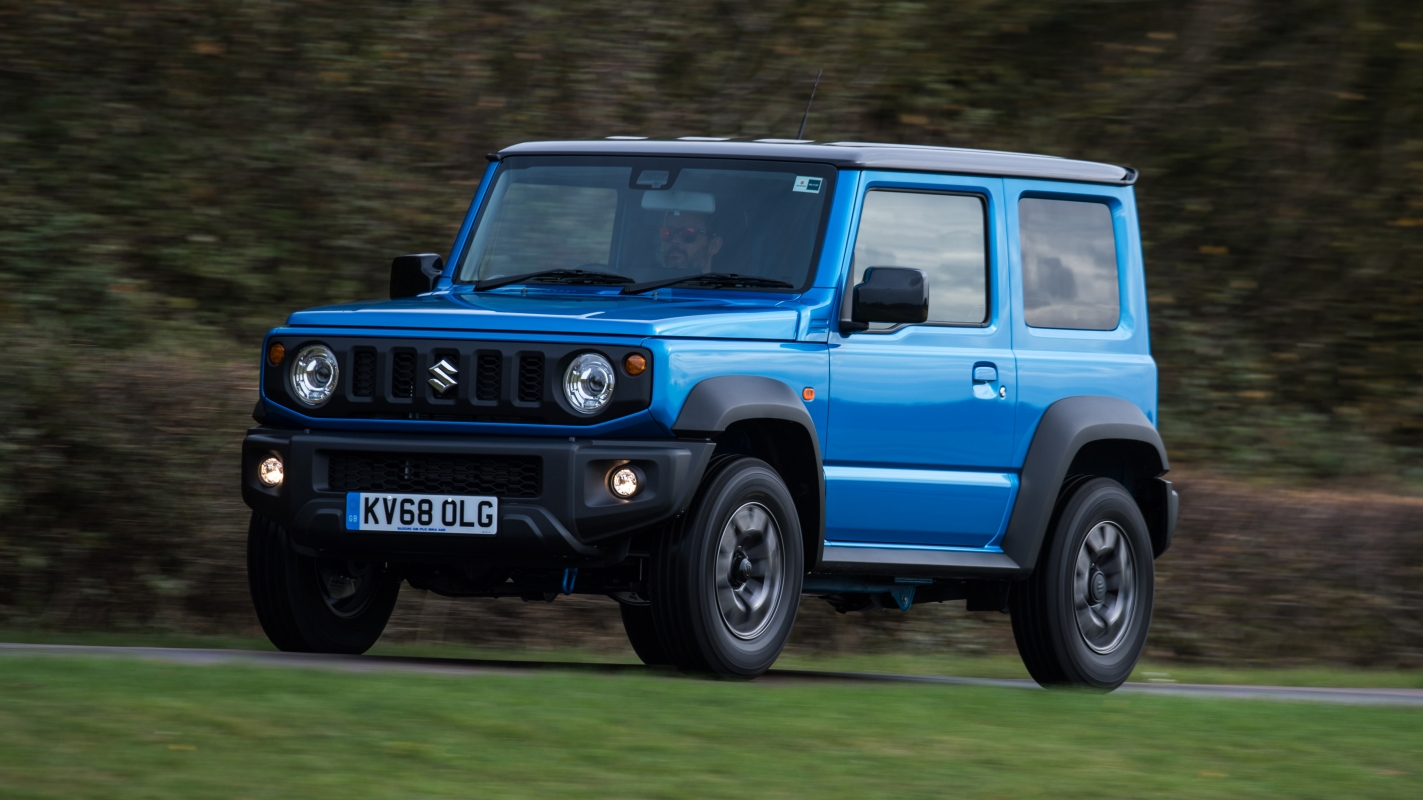 Suzuki Jimny Review and Buying Guide: Best Deals and Prices