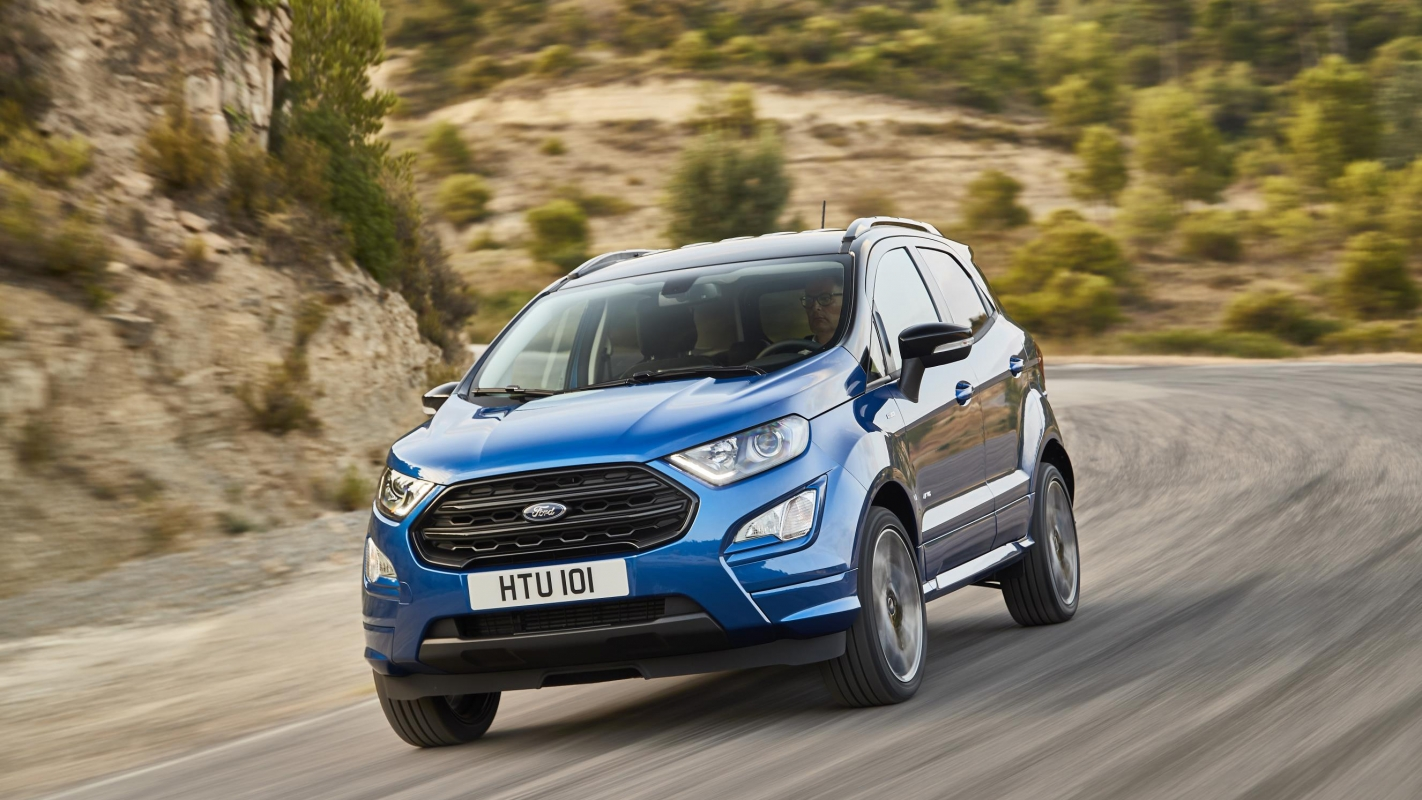 Despite a wholesale mid life overhaul the ecosport still lags behind a growing pack of rivals