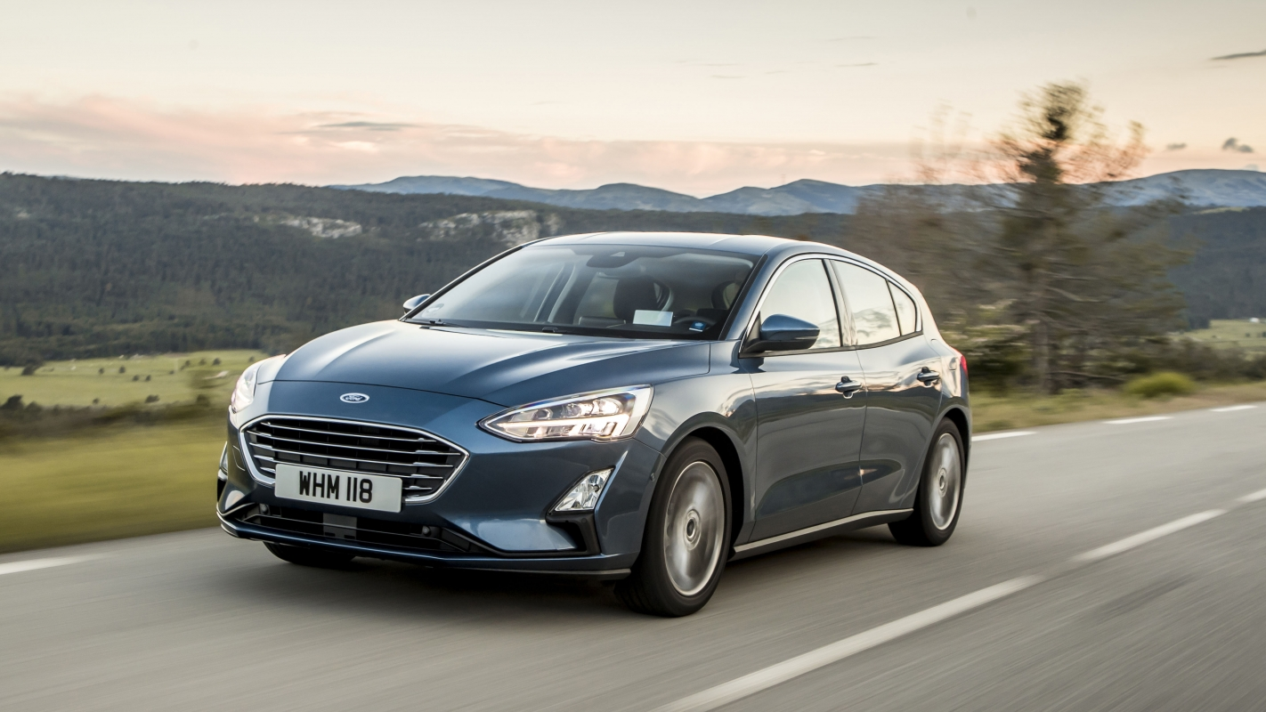 Fords new focus has new tech but keeps its excellent driving characteristics
