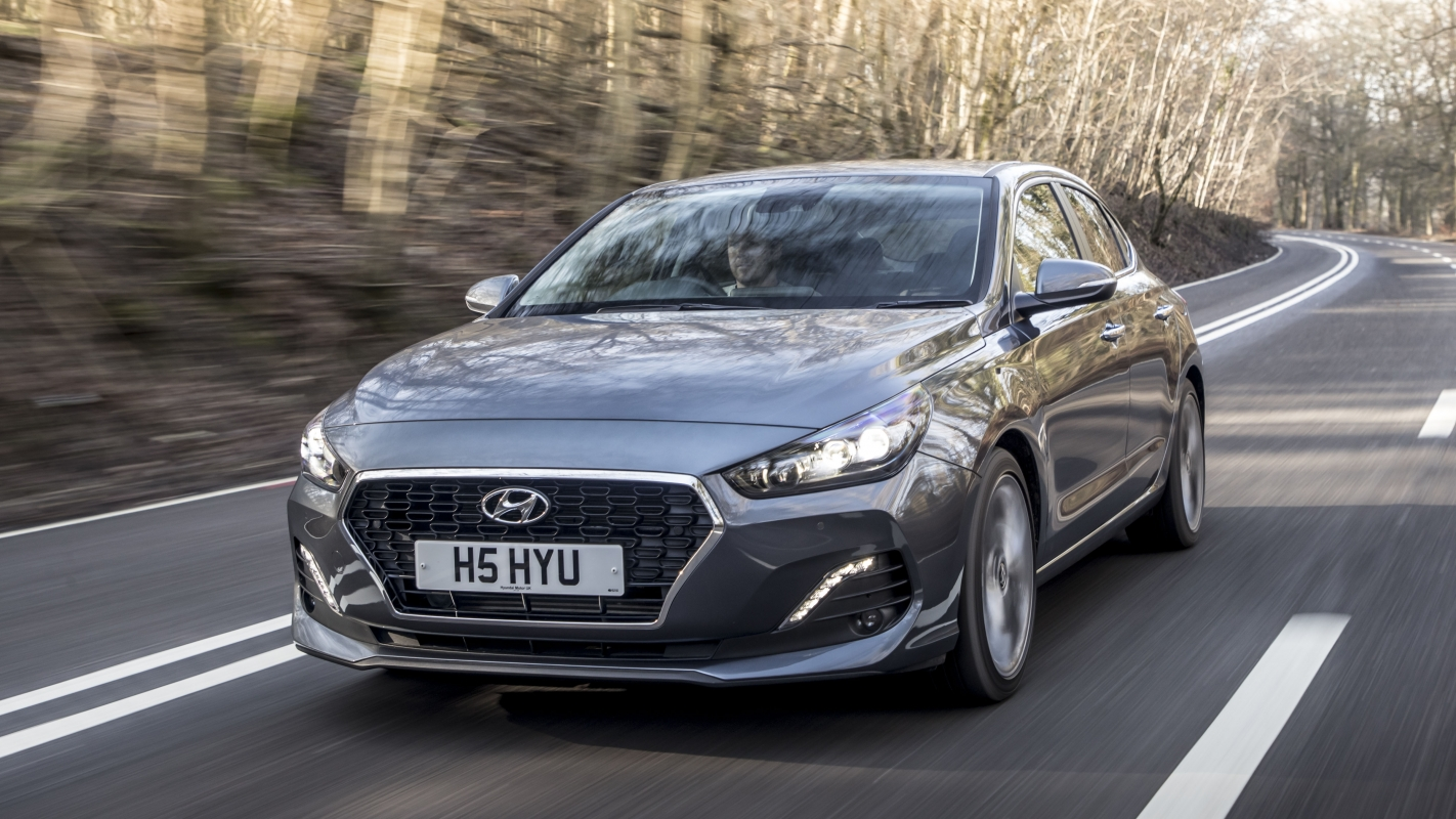 Unlike anything else in its class, the Hyundai i30 Fastback is a  sporty-looking car that's surprisingly practical