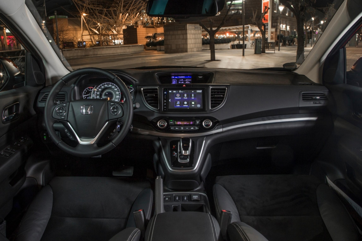 CR-V Dashboard