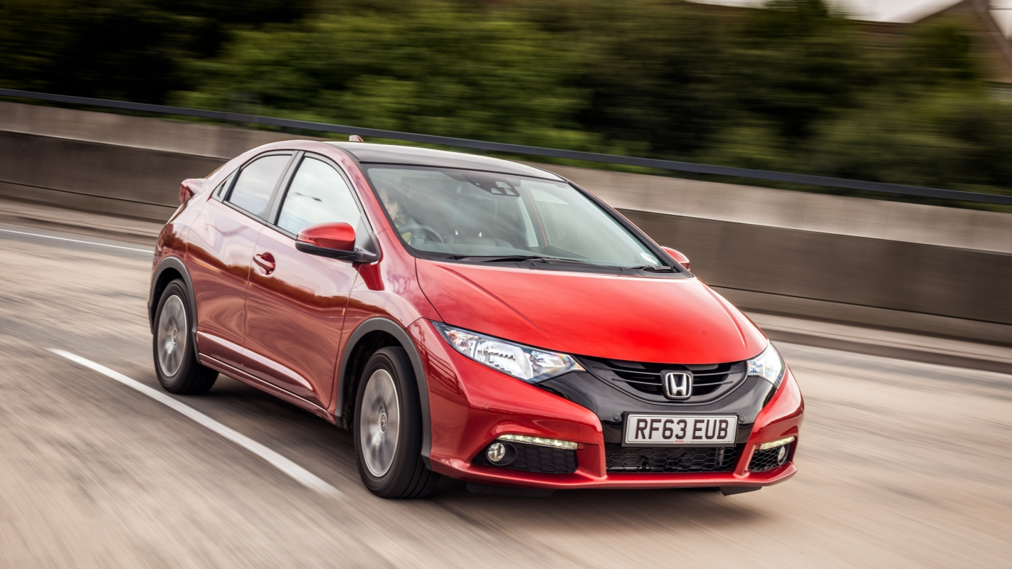 The Honda Civic Is A Uniquely Styled Family Hatchback With Plenty Of Space  And Good Reliability
