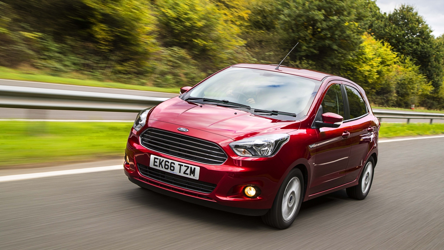 ford ka nearly new deals
