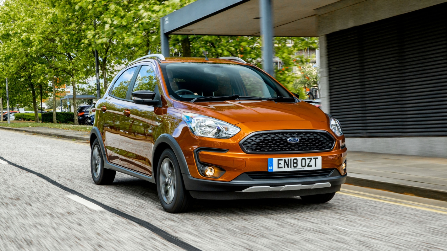 A roomy and practical city car but the Ford Ka+ is let down by underpowered  engines