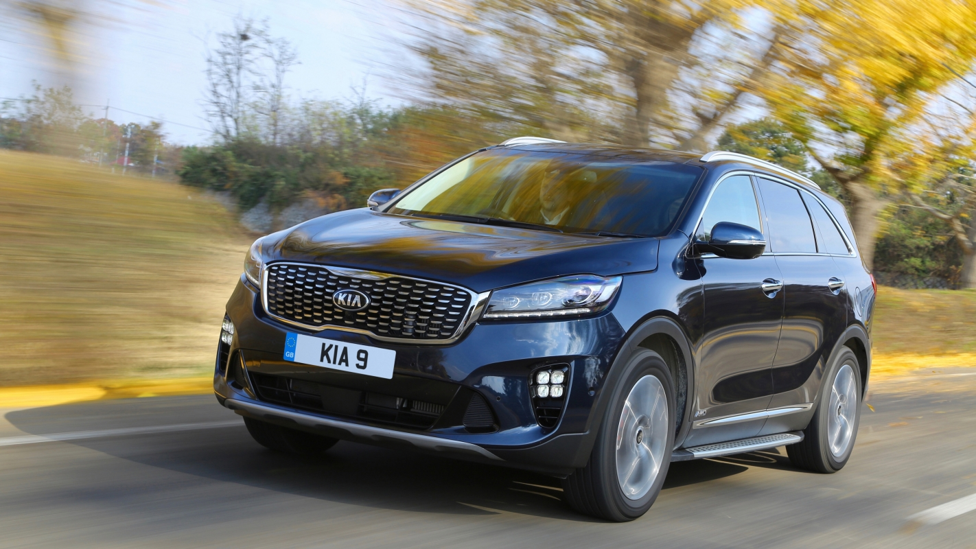 Kia Sorento Review And Buying Guide Best Deals Prices Buyacar Front Trailer Hitch Seven Seats Four Wheel Drive For Under 30000 With The