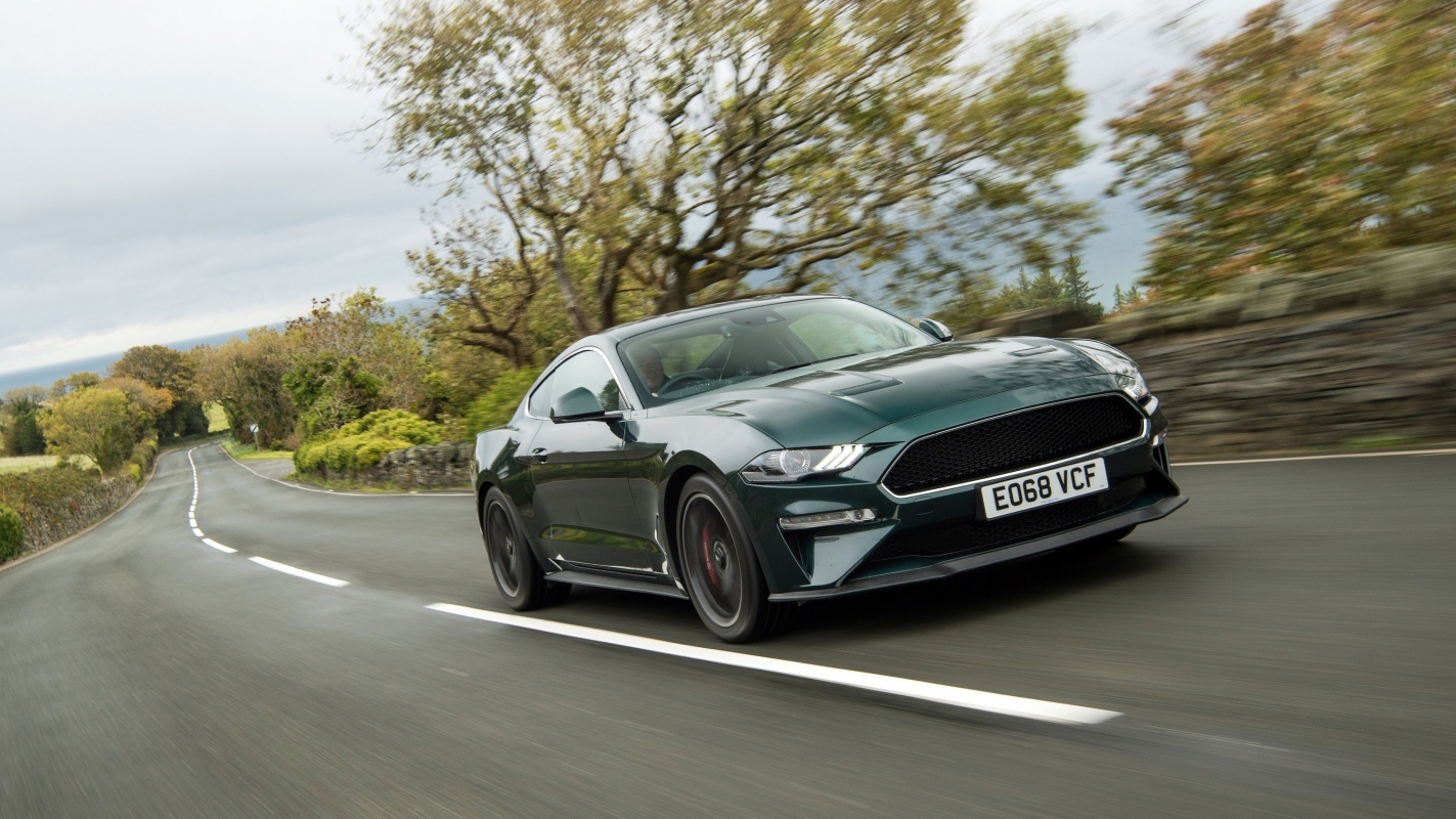 The mustang muscle car is good to drive cheap to buy and now on sale here