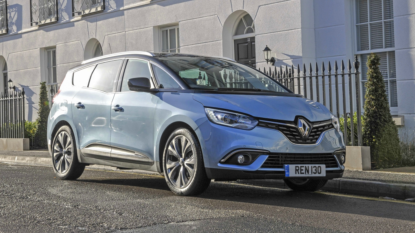 Renault Grand Scenic front