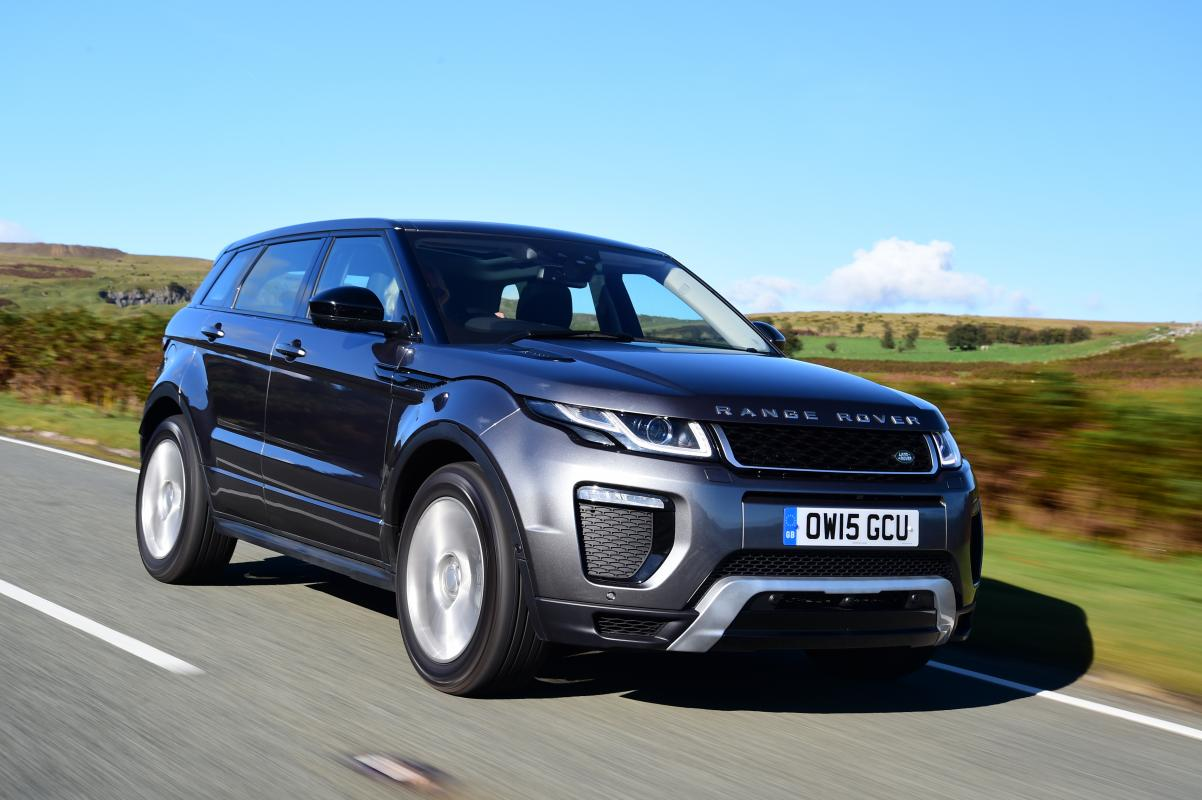 Land Rover Range Rover Evoque Review And Buying Guide Best Deals