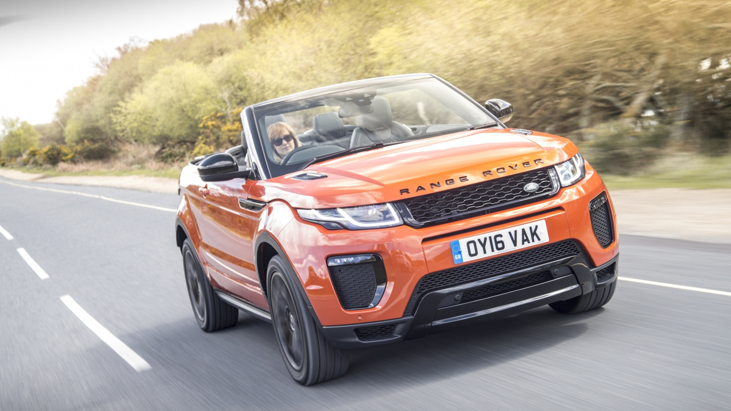 land india launched in rover landmark price landrover edition evoque range motorbeam convertible
