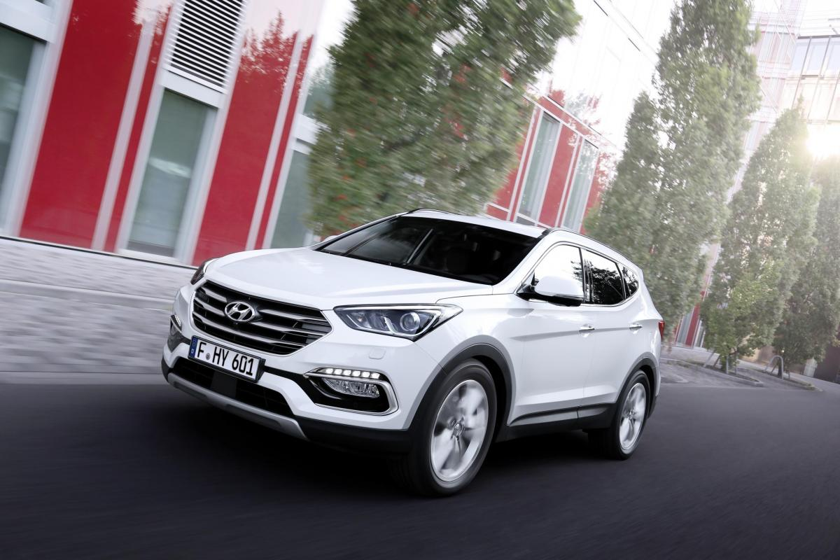 The Hyundai Santa Fe Is A Large And Spacious SUV, But Running Costs Are On  The High Side