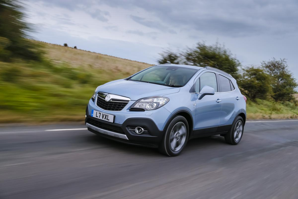 vauxhall mokka x review and buying guide best deals and prices buyacar. Black Bedroom Furniture Sets. Home Design Ideas