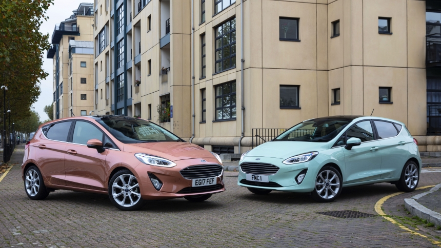 Which Fiesta does Edmunds recommend?