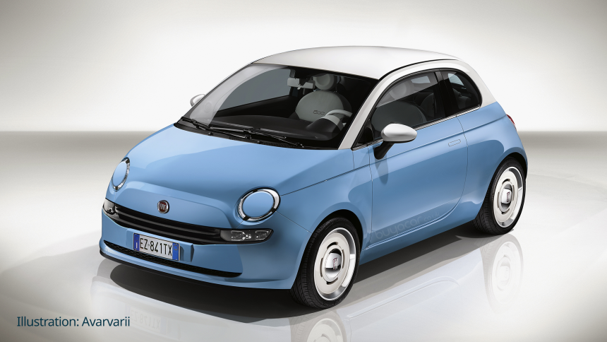 New 2020 Fiat 500 Latest Details Of All Electric City Car