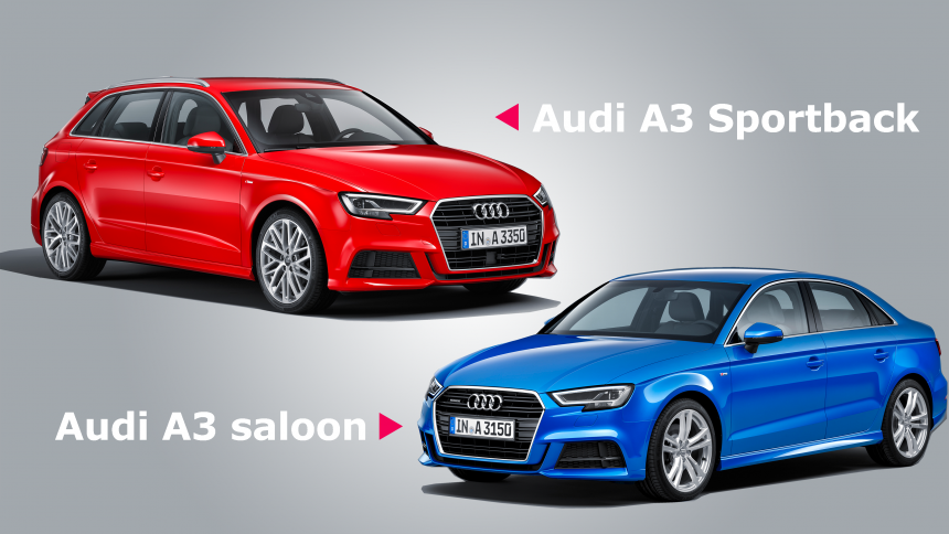 What Is A Saloon Car BuyaCar - Who makes audi cars