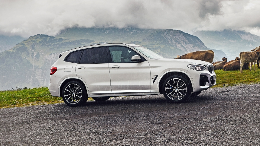 New Hybrid Bmw X3 Xdrive30e Specs Prices And Range Buyacar