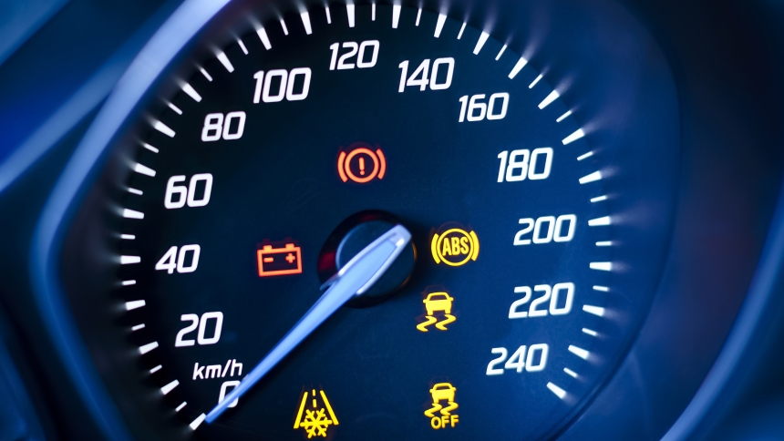 Car dashboard warning lights: the symbols explained | BuyaCar