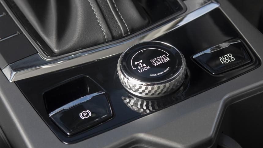 Cars with an electronic handbrake | BuyaCar