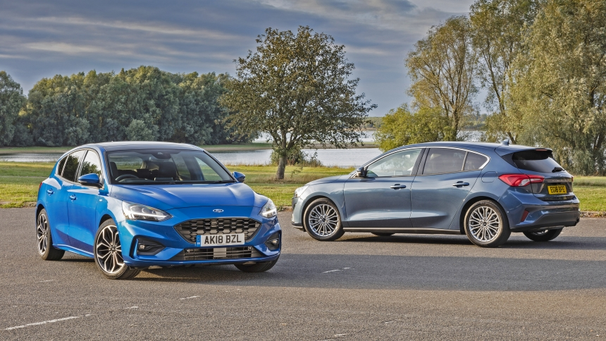 Best Used Ford Focus Pcp Deals And Finance Offers 2020 Buyacar