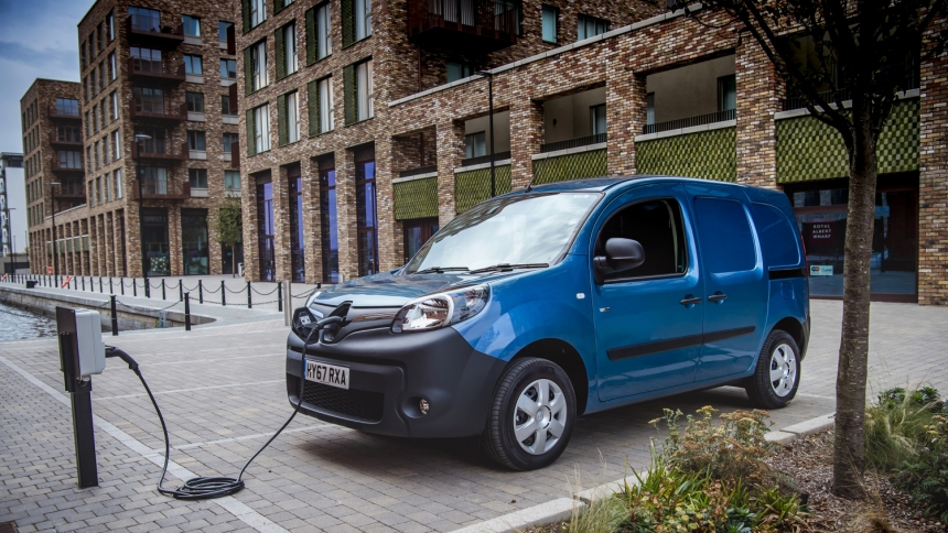 616d245e6e7715 Electric vans are charging forward. Read our guide to the best electric vans