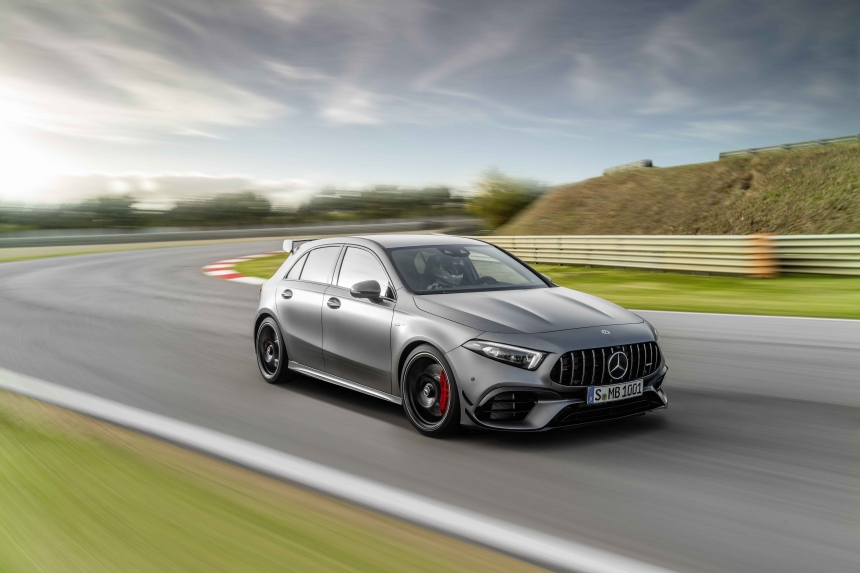 New 2019 Mercedes Amg A45 And A45 S Prices And Specs Revealed Buyacar