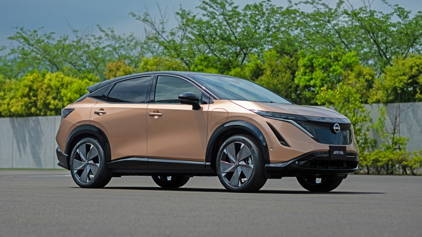 2021 Nissan Ariya: electric SUV range, performance and ...