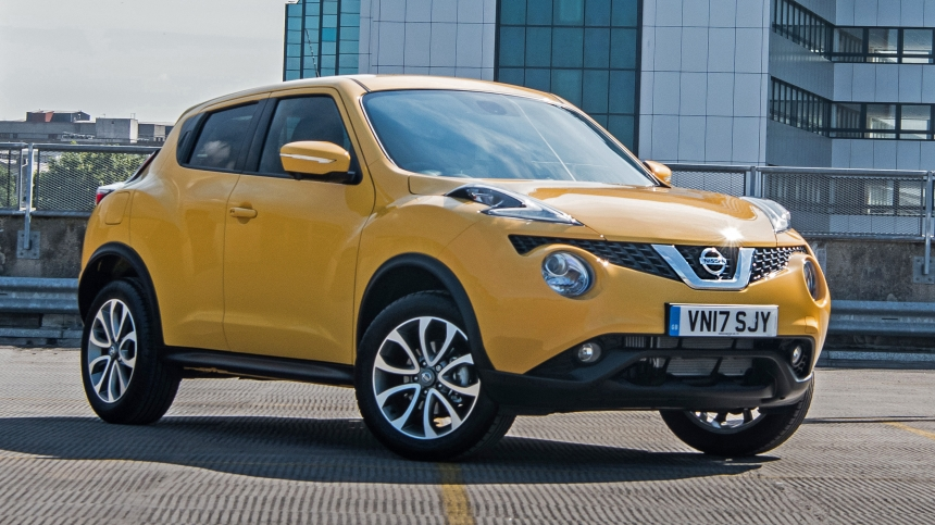 Best used Nissan Juke finance deals and offers 2021 | BuyaCar