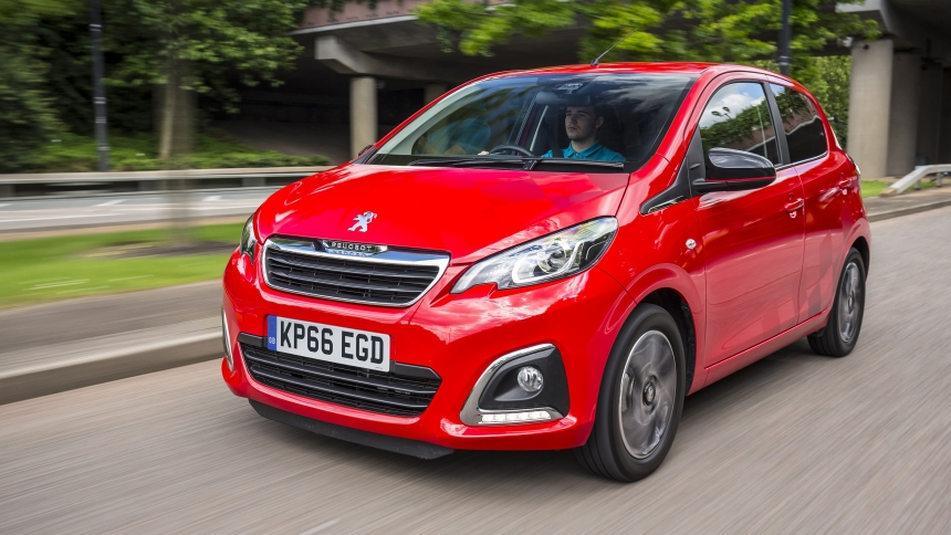 Most Economical Small Cars On Sale In Uk 2020 Buyacar