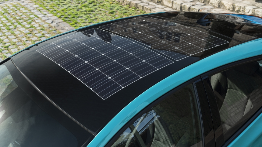 Cars with solar panels | BuyaCar